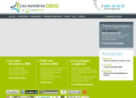 les-numeros-0800.com
