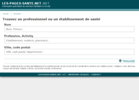 les-pages-sante.net
