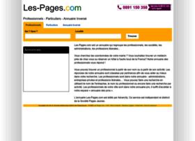 les-pages.com