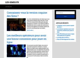les-sims3.fr