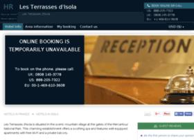 les-terrasses-d-isola.hotel-rez.com
