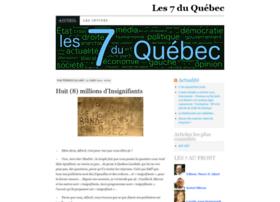 les7duquebec.wordpress.com