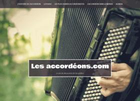 lesaccordeons.com