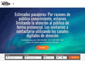 lesamisviajes.com