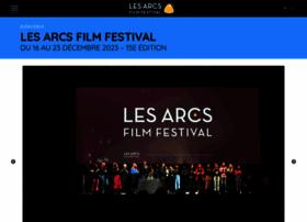 lesarcs-filmfest.com