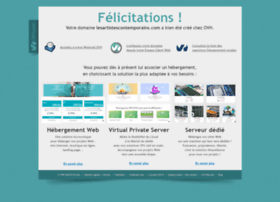lesartistescontemporains.com