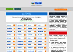 lescard.com