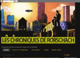 leschroniquesderorschach.blogspot.ca
