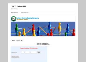 lesco.com.pk