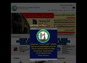 lesco.gov.pk