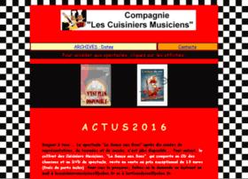 lescuisiniersmusiciens.fr