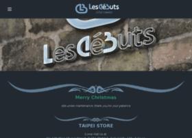lesdebuts.com