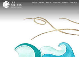 lesdelices.org