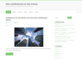 lesechos-conferences.fr