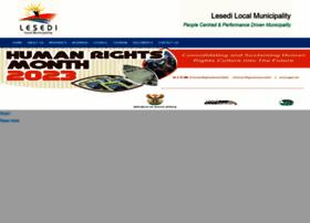 lesedilm.gov.za