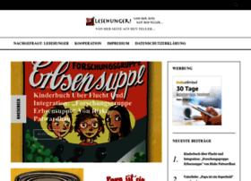 lesehunger.net