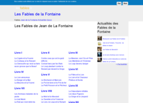 lesfables.fr