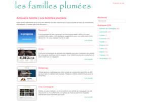 lesfamillesplumees.fr