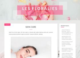 lesfloralies.co.nz