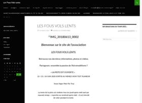 lesfousvolslents.fr