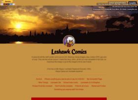 leshawkcomics.tumblr.com