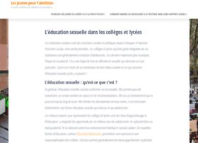 lesjeunespourlabolition.fr