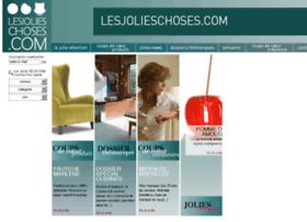 lesjolieschoses.com