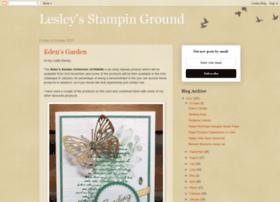 lesleysstampinground.blogspot.com.au