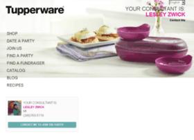 lesleyzwick.mytupperware.com