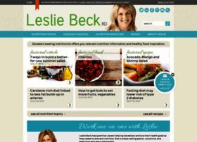 lesliebeck.com