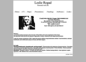 leslieregad.com