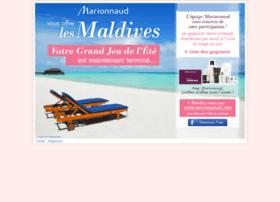lesmaldives.marionnaud.fr