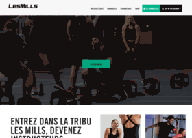 lesmills.fr
