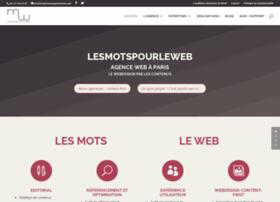 lesmotspourleweb.com