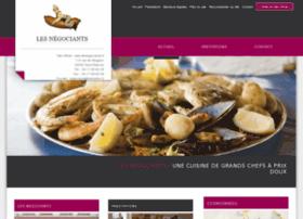 lesnegociants-restaurant.fr