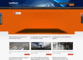 lesnewsfr.com