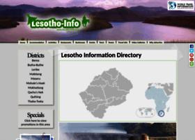 lesotho-info.co.za