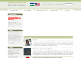 lesothoemb-usa.gov.ls