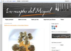 lesreceptesdelmiquel.blogspot.com