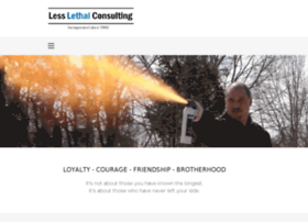 lesslethalconsulting.com