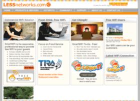 lessnetworks.com