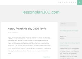 lessonplan101.com