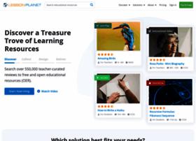lessonplanet.com