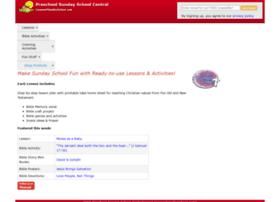 lessons4sundayschool.com