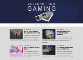 lessonsfromgaming.com