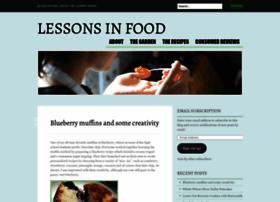 lessonsinfood.wordpress.com
