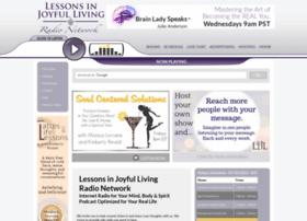 lessonsinjoyfullivingradionetwork.com