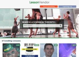 lessonvendor.com