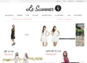 lesummer.myshopify.com