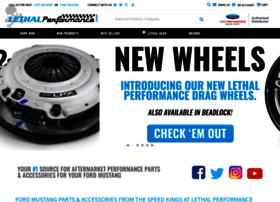 lethalperformance.com